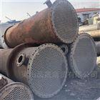 厂家回收二手120平方列管冷凝器