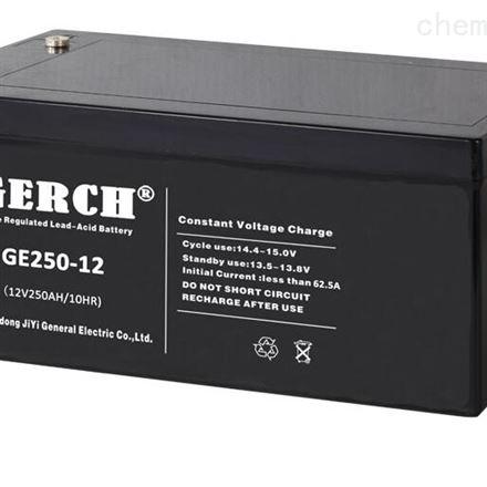 美国GERCH GE24-12 12V24AH蓄电池