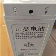 12V200AH双登蓄电池6-FMX-200C狭长型