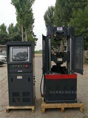 WES-300B型电液伺服液压钳口万能机