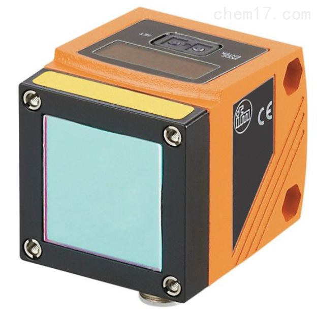 易福门IFM激光测距传感器