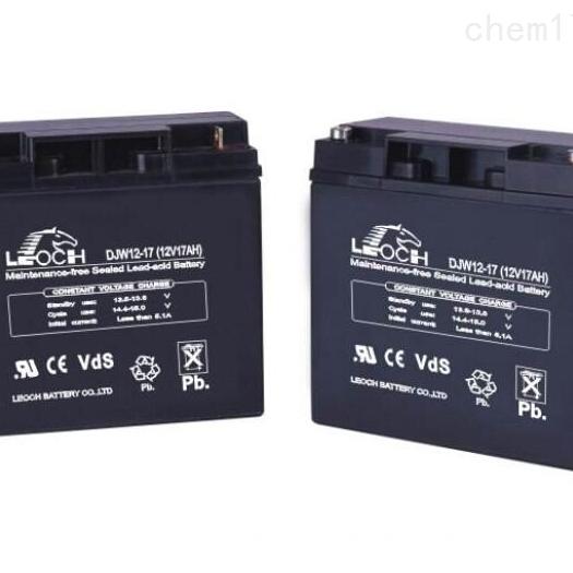 理士蓄电池DJW12-17供应商报价