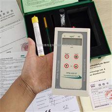 英国PPM-HTV甲醛检测仪自带温度和湿度补偿