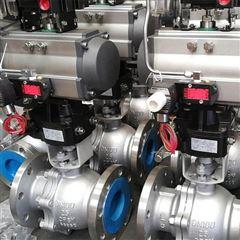 Q641F-25P-100气动不锈钢球阀