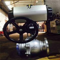 Q641H-16P-150气动不锈钢球阀