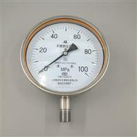 Y-100B耐高溫不銹鋼壓力表
