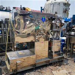二手电加热分散釜在线回收