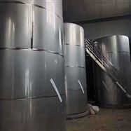 50立方厂家回收316不锈钢发酵罐