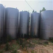 厂家回收卧式不锈钢储存罐
