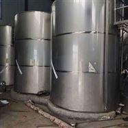 1-100吨不锈钢钢储罐闲置转让