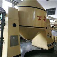 多台供应2000L二手搪瓷双锥干燥机