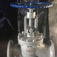 J41H-16C-250碳钢截止阀