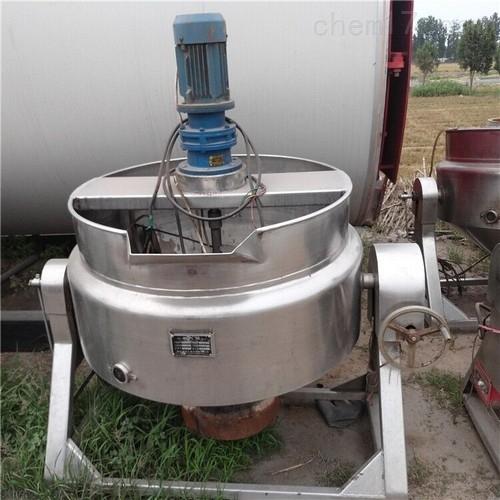直销自动控温蒸汽夹层锅