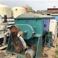 哪里回收二手烘干机二手空心浆叶干燥机