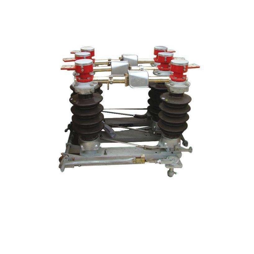 单柱GW5高压隔离开关