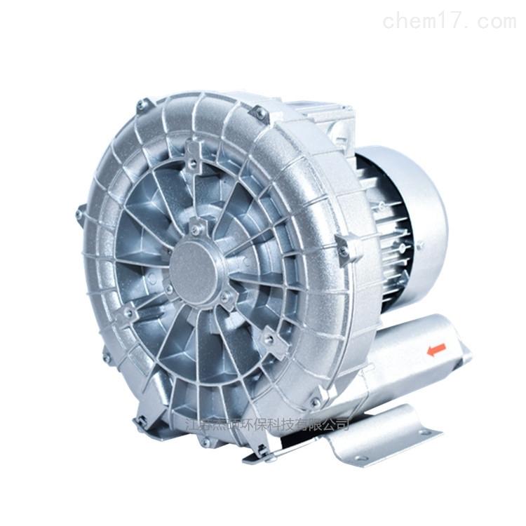 双相涡轮式风机