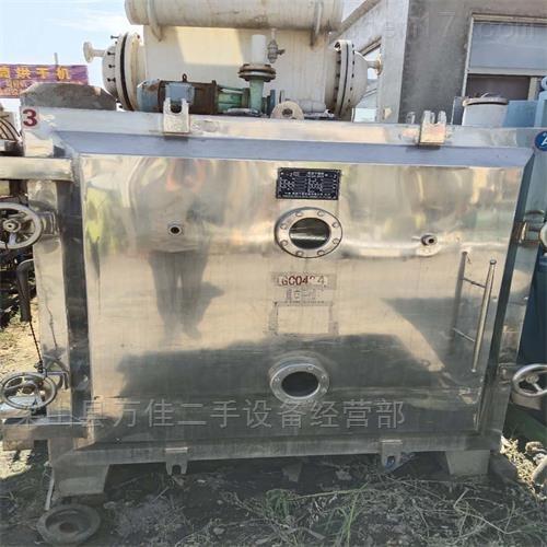 工厂闲置15平方真空干燥机处理