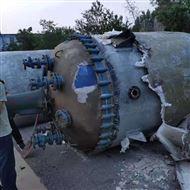 回收二手1吨搪瓷反应釜