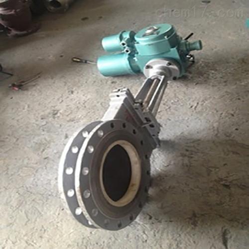 瓯北PZ973TC电动陶瓷刀闸阀厂家