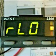 N2300Y0002WEST N2300Y0002温控器WEST 2300温度控制器