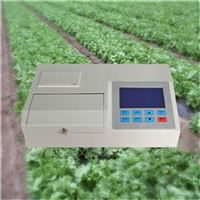 TY-V10智能多通道土壤肥料元素速测仪