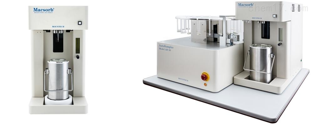 日本mountech全自动比表面积测量仪Macsorb®