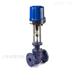 电动高压调节阀海水淡化垃圾渗滤行业使用