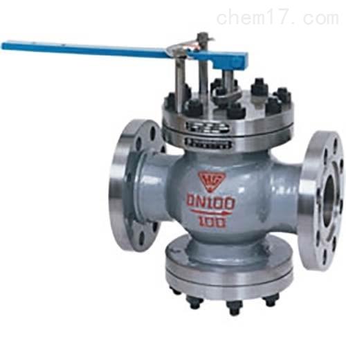 质量保障T40H型给水回转式调节阀
