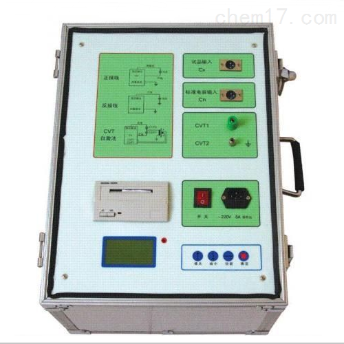 异频抗干扰介质损耗测试仪