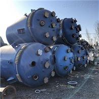江苏二手外盘管反应釜1-30吨批发价