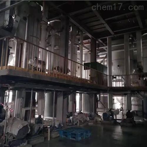 二手三效10吨降膜蒸发器供应