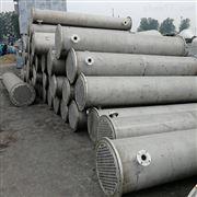 30平方二手列管不锈钢冷凝器