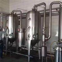 高价回收二手6吨双效降膜式蒸发器