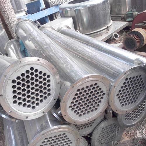 二手石墨块式冷凝器回收