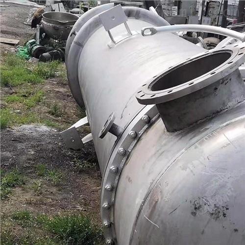 福建二手列管冷凝器