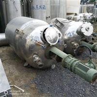 二手不锈钢反应釜 厂家出售
