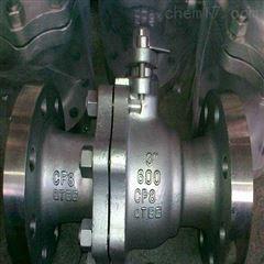 Q41H-600LB-80不锈钢美标球阀