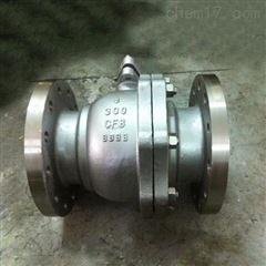 Q41H-300LB-200美标不锈钢球阀