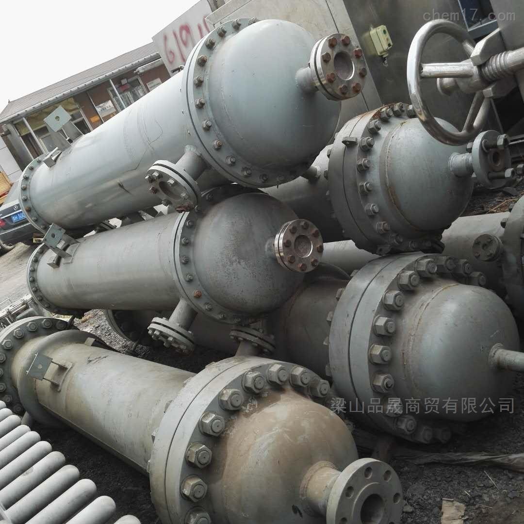 工厂用的列管冷凝器选型