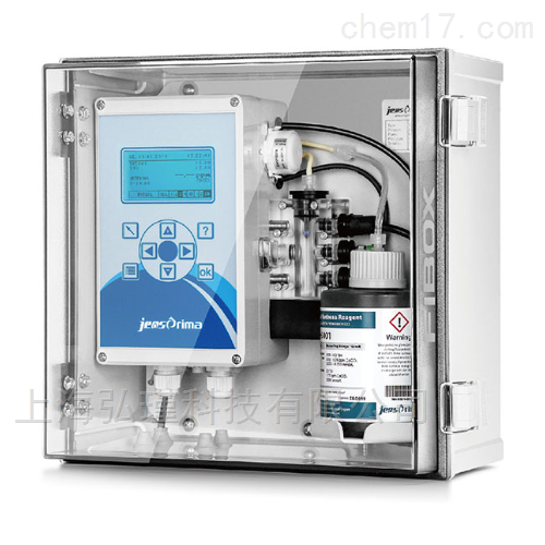 锅炉水质硬度监测仪表
