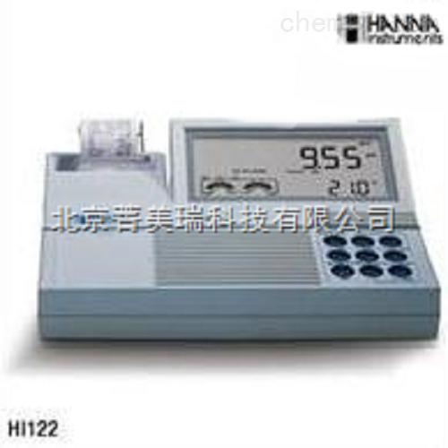 实验室高精度pH/ORP/温度测定仪