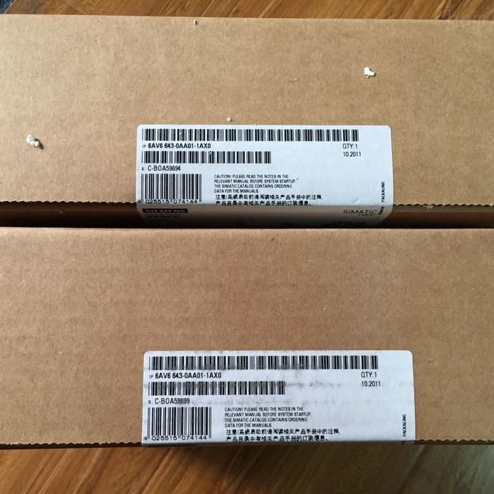 达州西门子MP277-8 触摸屏模块代理商
