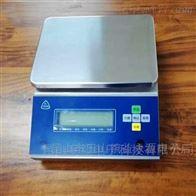ACX三色灯报警电子桌秤 30kg重量检重天平