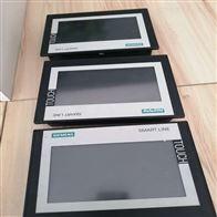 西门子KTP700触摸屏黑屏维修