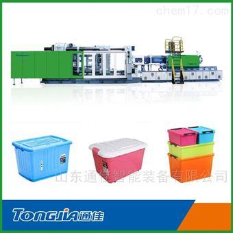 1580储物箱整理箱生产设备
