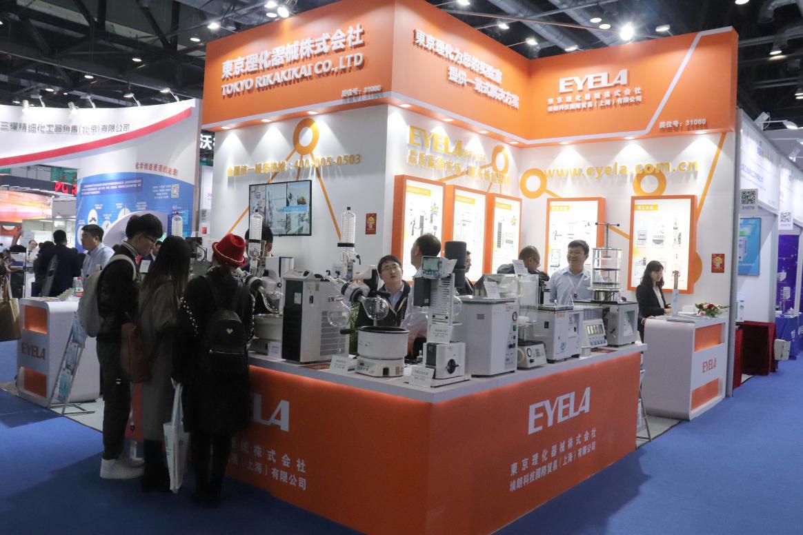 技术革新 诚实和睦 EYELA亮相BCEIA2019