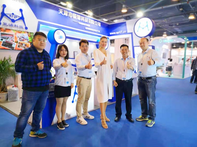 创新技术 能谱科技携新品闪耀BCEIA2019