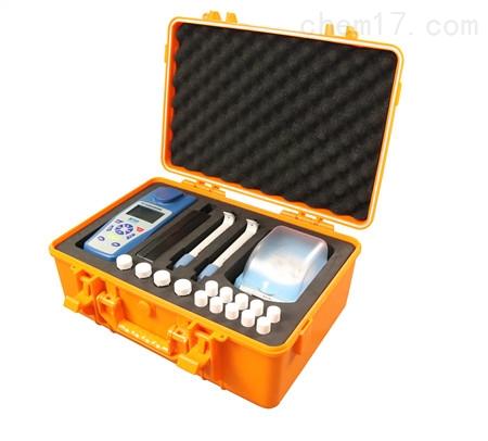 COD氨氮总磷总氮浊度测定仪(便携式)