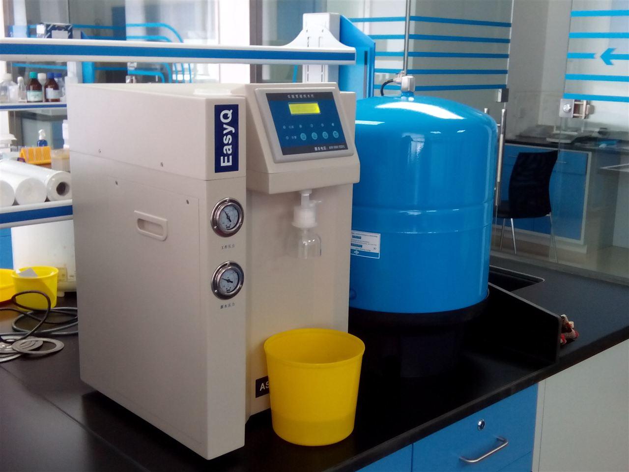 C型系列增强版超纯水机