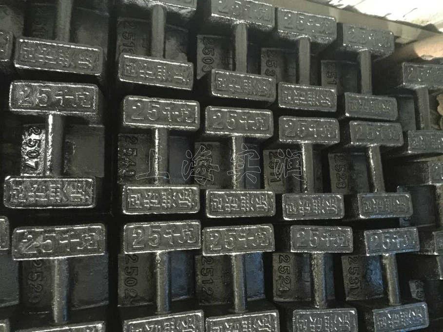1000公斤铸铁砝码